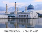 floating mosque in kota... | Shutterstock . vector #276811262