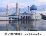 floating mosque in kota... | Shutterstock . vector #276811262