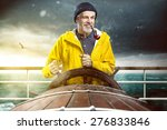 steersman | Shutterstock . vector #276833846