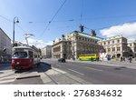 vienna  austria   may 15  2012  ... | Shutterstock . vector #276834632