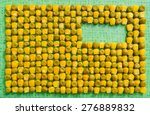 Background Of Peas And Corn...