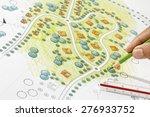 Landscape Designs Blueprints...