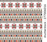 seamless pattern design... | Shutterstock .eps vector #277006016