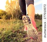 Walking Or Running Exercise ...
