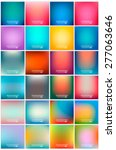 abstract creative concept... | Shutterstock .eps vector #277063646