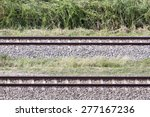 view of railway   side view | Shutterstock . vector #277167236