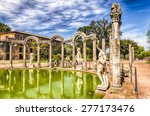 the ancient pool called canopus ... | Shutterstock . vector #277173476
