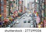 new york   april 5  2015 ... | Shutterstock . vector #277199336