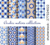 islamic backgrounds. arabic... | Shutterstock . vector #277324022