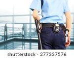 security guard | Shutterstock . vector #277337576
