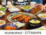 Kimchi Korean Cuisine Barbecue...