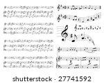 music   Shutterstock .eps vector #27741592