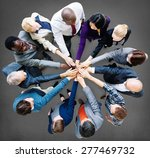 business people cooperation... | Shutterstock . vector #277469732