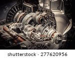 car engine part | Shutterstock . vector #277620956