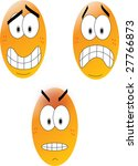 faces | Shutterstock .eps vector #27766873