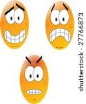 faces | Shutterstock .eps vector #27766873