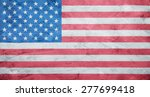 flag of usa | Shutterstock . vector #277699418