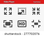 video player icons....