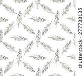 watercolor seamless pattern   Shutterstock .eps vector #277733135