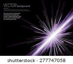 vector illustration of abstract ... | Shutterstock .eps vector #277747058