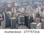 kuala lumpur  malaysia  ... | Shutterstock . vector #277757216