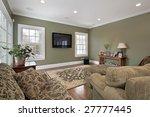 family room | Shutterstock . vector #27777445