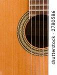 classic guitar closeup ... | Shutterstock . vector #2780586