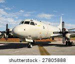 large propeller airplane used... | Shutterstock . vector #27805888