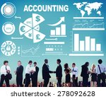 accounting investment... | Shutterstock . vector #278092628