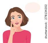 stock vector illustration... | Shutterstock .eps vector #278134202