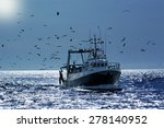 Professional Fisherboat Many...