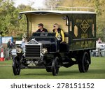 1913 Vintage Mccurd Lorry At...