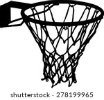 Basketball Net Basket Details...