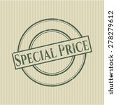 special price rubber stamp | Shutterstock .eps vector #278279612