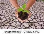 environment concept hand... | Shutterstock . vector #278325242