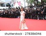 ines de la fressange attends... | Shutterstock . vector #278386046