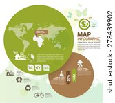environment | Shutterstock .eps vector #278439902