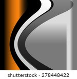 wave background with place for... | Shutterstock .eps vector #278448422