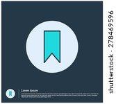 favorite bookmark icon  vector...