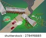 Rescue Operation In A Train...