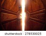 open door light | Shutterstock . vector #278530025