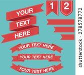 rib bin tag | Shutterstock .eps vector #278578772