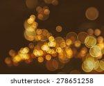 festive christmas background....   Shutterstock . vector #278651258