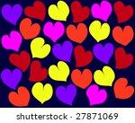 harts | Shutterstock .eps vector #27871069