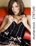 sexy woman | Shutterstock . vector #2787140