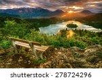 bled  slovenia | Shutterstock . vector #278724296