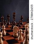 chess | Shutterstock . vector #278842655