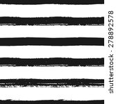 Hand Drawn Black And White...