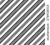 seamless arrow pattern.... | Shutterstock .eps vector #278928515