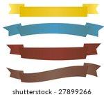 banners | Shutterstock . vector #27899266